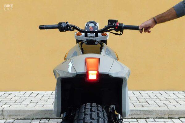 Harley Davidson XR338 Street Tracker