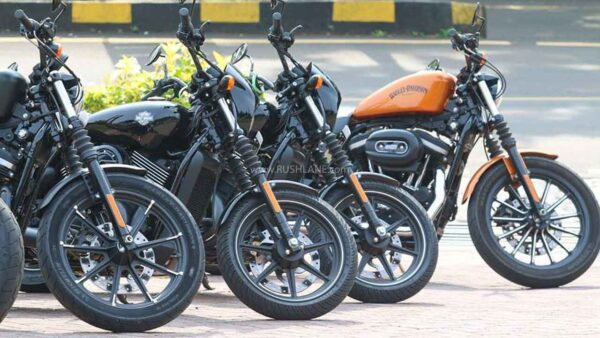 Harley Davidson Motorcycles India