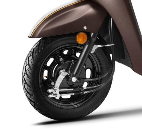 Honda Activa 6G Brown