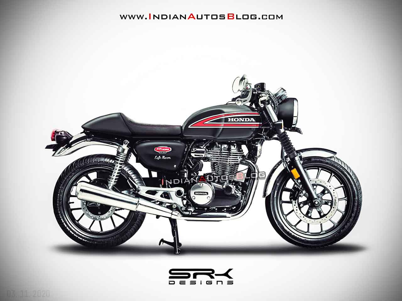 Honda Cb350 Cafe Racer May Be Launched Next Year India News Republic