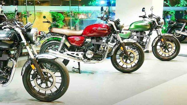 Honda CB350 Deliveries