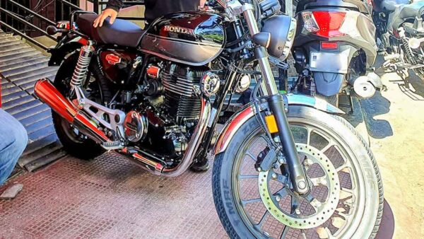 Honda CB250 India Launch