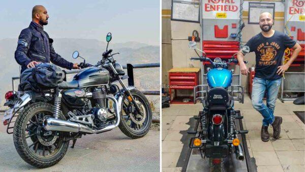 Honda CB350 owner reviews Meteor 350
