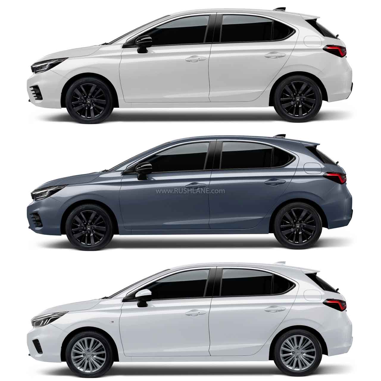 2021 Honda City Hatchback Launch Price THB 599k (Rs 14.6 Lakh)