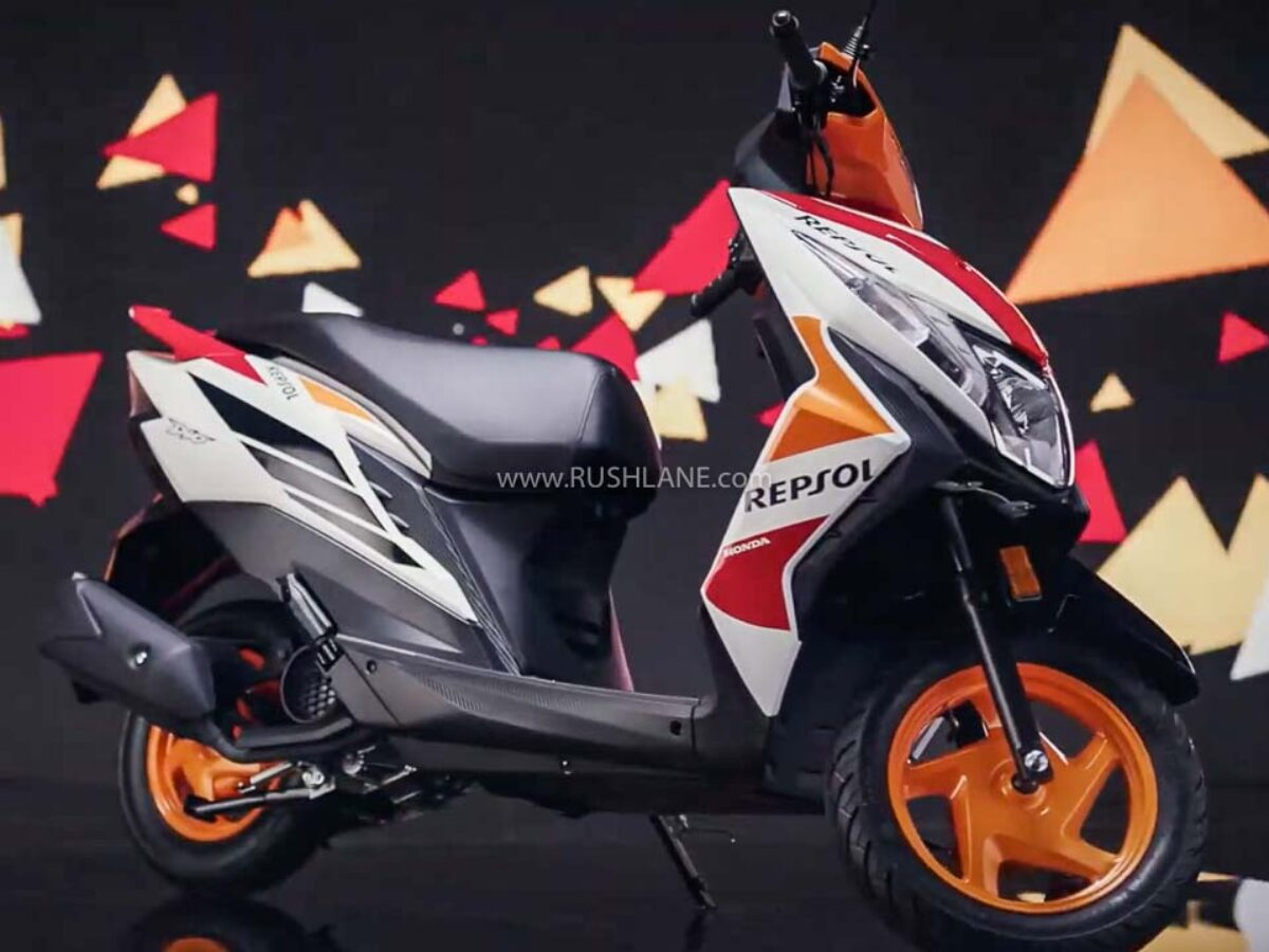 New Honda Dio Repsol Edition Tvc Features Detailed
