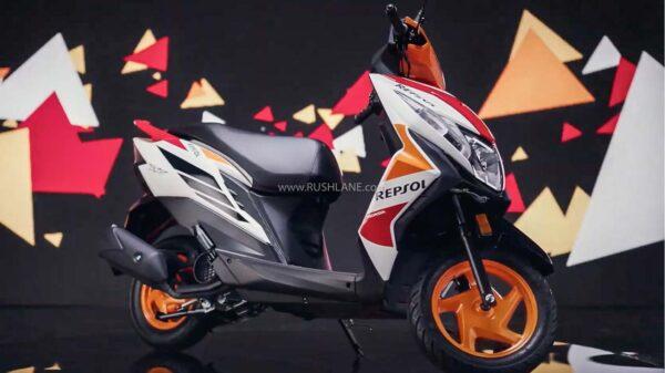 Honda Dio Repsol Edition TVC