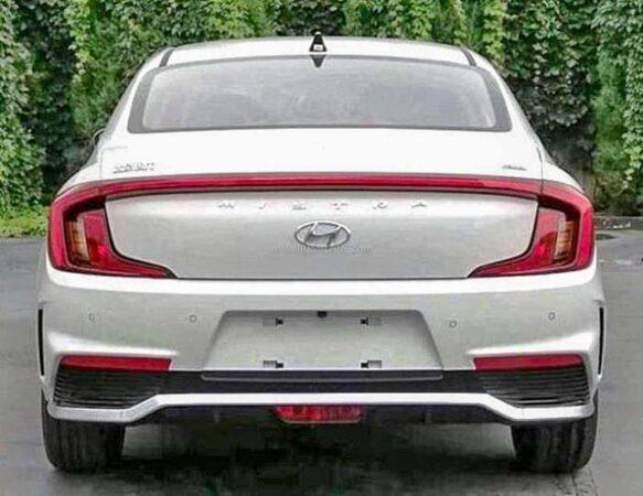 Hyundai Mistra Electric