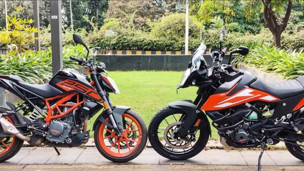KTM 250 Adventure Launched India