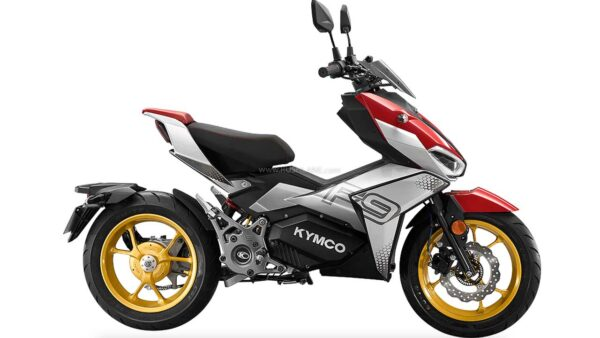 Kymco F9 Electric Scooter