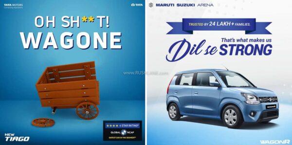 Maruti vs Tata