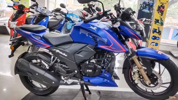TVS Motor Sales