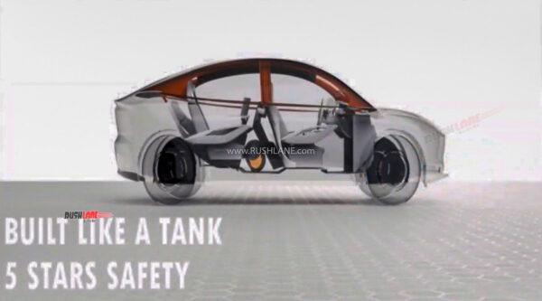 Pravaig Electric Car