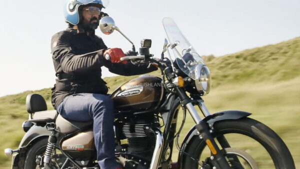 Royal Enfield Meteor 350 Launch Price