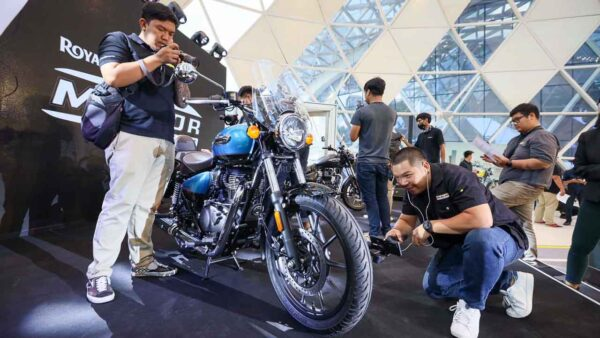Royal Enfield Meteor 350 Launched in Thailand