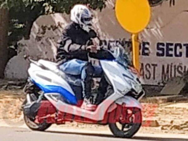 Suzuki Burgman Electric Scooter
