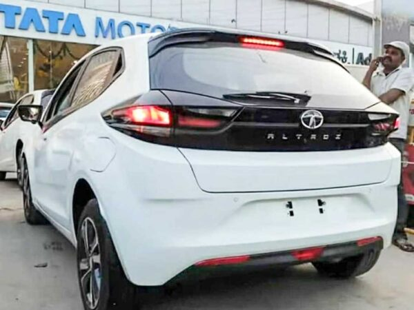 Tata Altroz sales Oct 2020