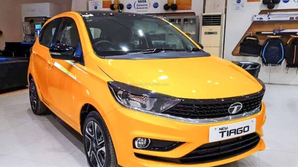 Tata Tiago BS6 Service Interval