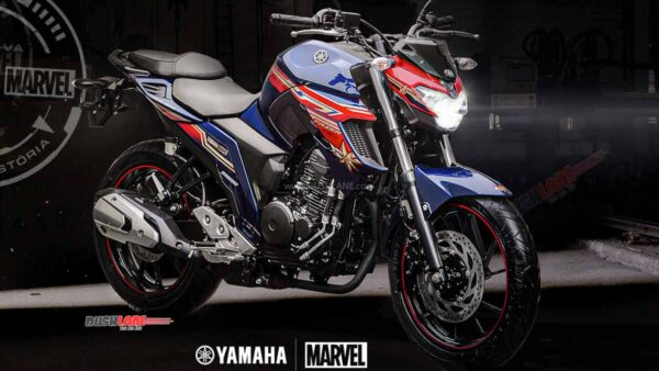 Yamaha FZ 25 Avengers Edition
