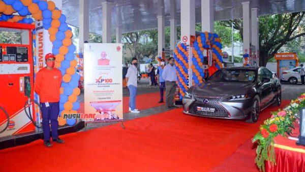 100 Octane Petrol India Launch