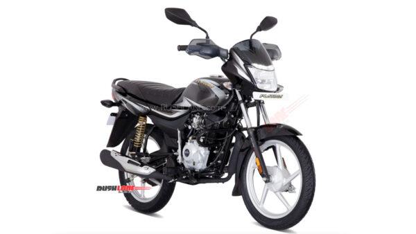 New Bajaj Platina 100 KS