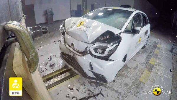 2020 Honda Jazz Safety