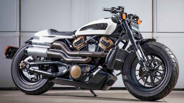 2021 Harley Davidson Custom 1250
