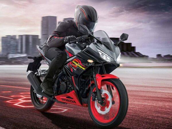 2021 Honda CB150R