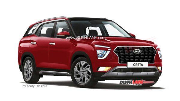 2021 Hyundai Creta 7 Seater