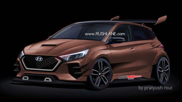 2020 Hyundai i20 modified
