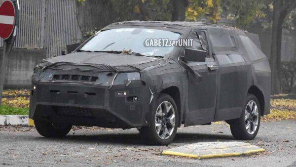 2021 Jeep Grand Compass