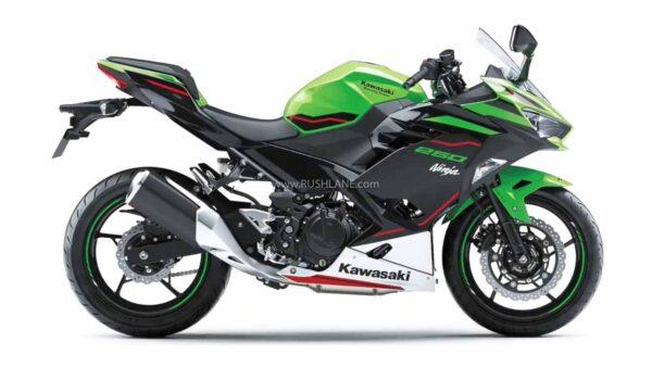 2021 Kawasaki Ninja 250 KRT
