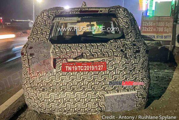 2021 Mahindra XUV500 Automatic