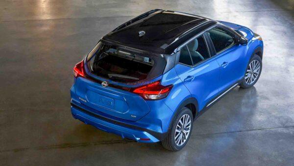 2021 Nissan Kicks Facelift