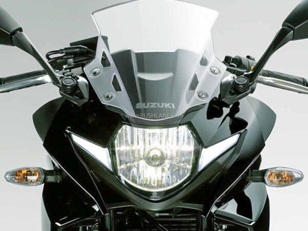 2021 Suzuki GSX250R