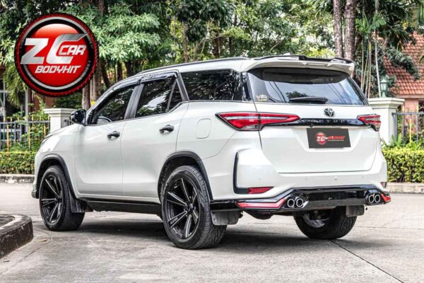 2021 Toyota Fortuner Legender Modified