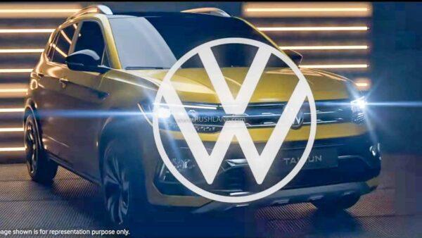 2021 Volkswagen Taigun SUV