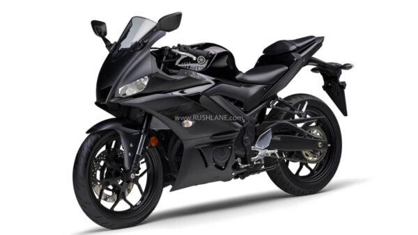 2021 Yamaha R3