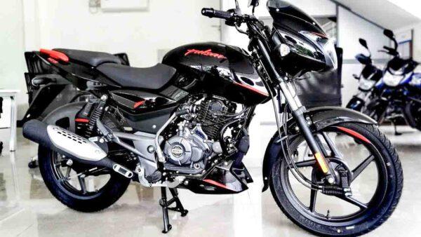 Bajaj Pulsar 125 Sales
