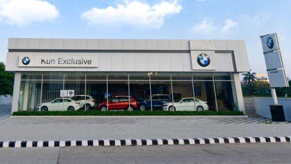 New BMW India dealer
