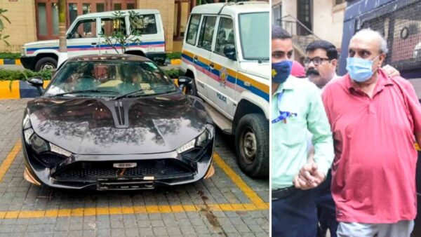 Dilip Chhabria Arrested By Mumbai Police