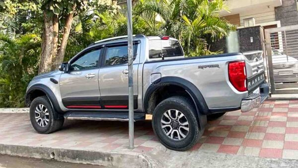 Ford Ranger Raptor in India