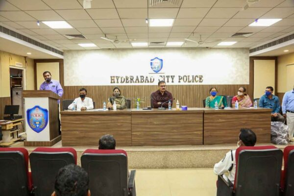 Hyderabad Police Auction