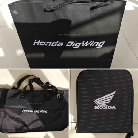 Honda offers gift to owners