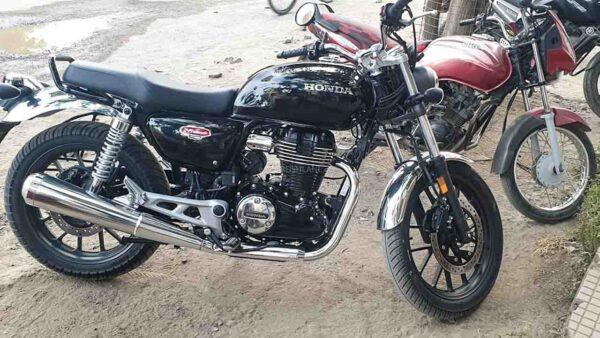 New Honda CB350