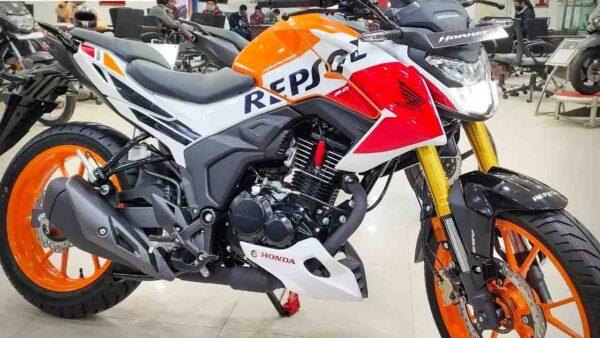 Honda Hornet Repsol Launch