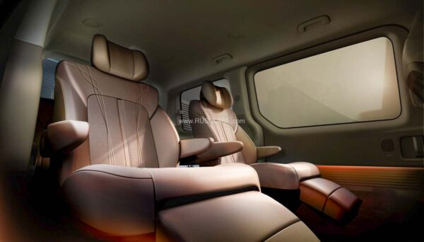 Hyundai Staria MPV Teaser