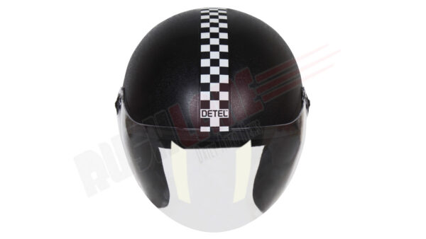India's Cheapest BIS Helmet - Detel TRED