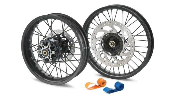 KTM 390 Adventure Spoked Wheels