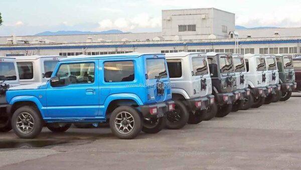 Maruti Suzuki Jimny production India