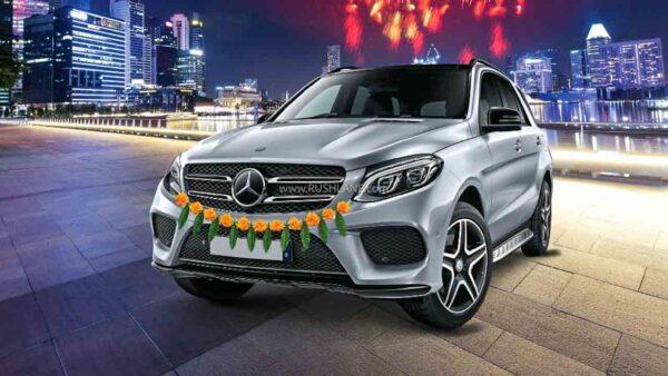 Mercedes India Sales